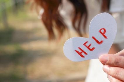 help bullying victims